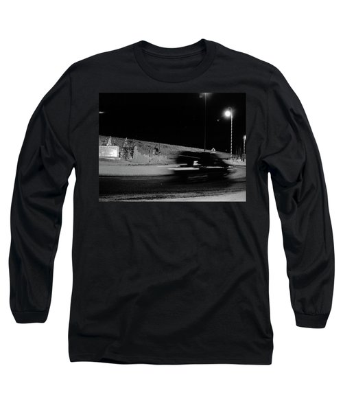 Long Sleeve T-Shirt featuring the photograph Winter In North Pole by Tara Lynn