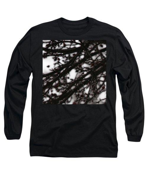 Winter Rain Long Sleeve T-Shirt