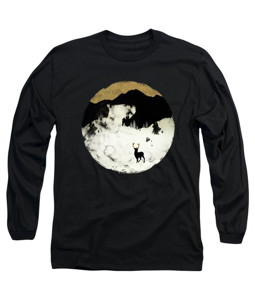 Winter Silence Long Sleeve T-Shirt