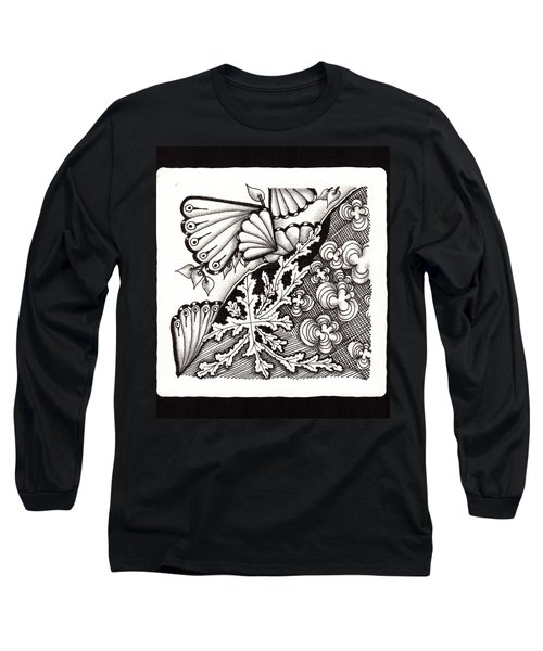 Winter Spring Summer 'n Fall Long Sleeve T-Shirt by Jan Steinle