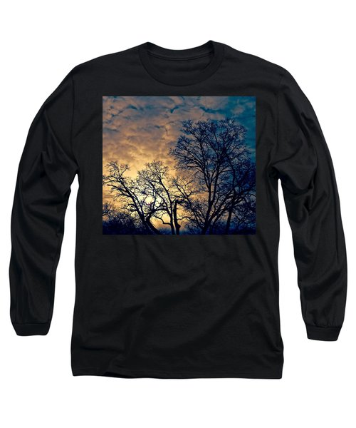 Winter's Afternoon Long Sleeve T-Shirt