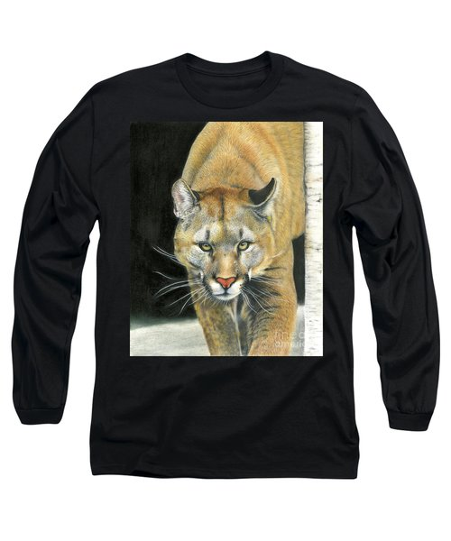 Wintertime Prowler Long Sleeve T-Shirt