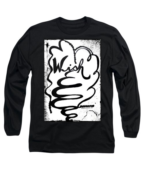 Wish Long Sleeve T-Shirt