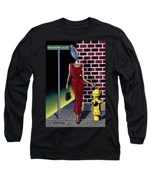 Wishbone Alley Long Sleeve T-Shirt