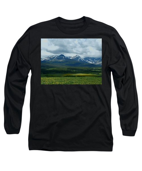 Wishing For Spring Long Sleeve T-Shirt