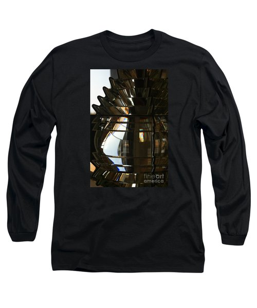 Within The Rings Of Lenses And Prisms Long Sleeve T-Shirt