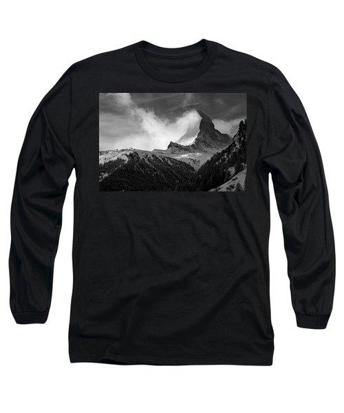 Wonder Of The Alps Long Sleeve T-Shirt