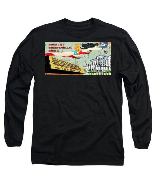 Wonder Women  Long Sleeve T-Shirt