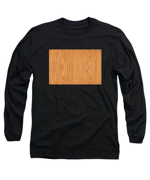 Long Sleeve T-Shirt featuring the photograph Wood 4 by Bruce Stanfield