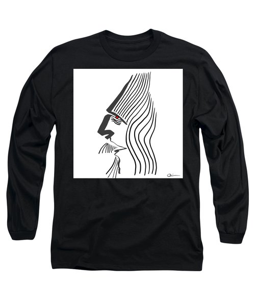 Wooden Long Sleeve T-Shirt