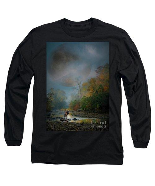 Woodland Elk Long Sleeve T-Shirt