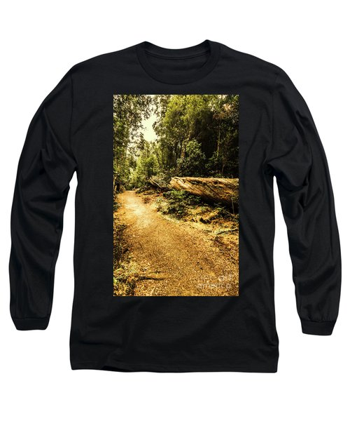 Woodland Nature Walk Long Sleeve T-Shirt