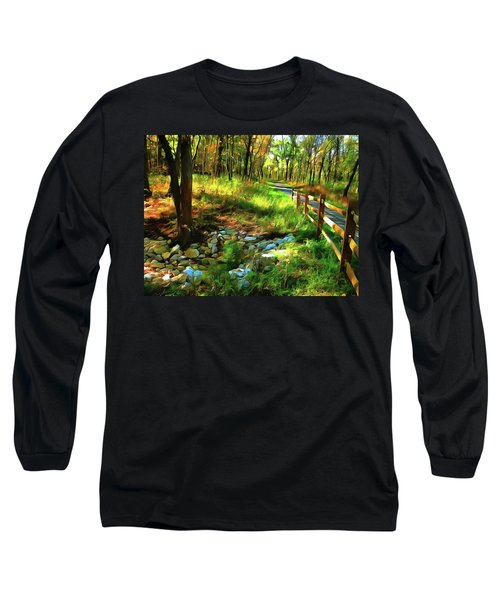 Woodland Symphony Long Sleeve T-Shirt