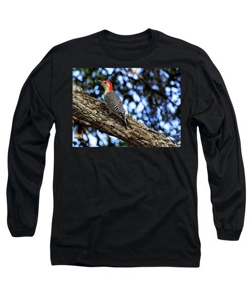 Woodpecker Long Sleeve T-Shirt