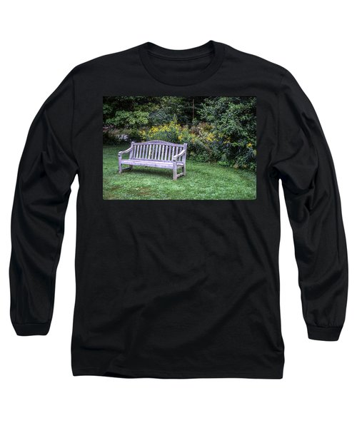 Woodstock Bench Long Sleeve T-Shirt
