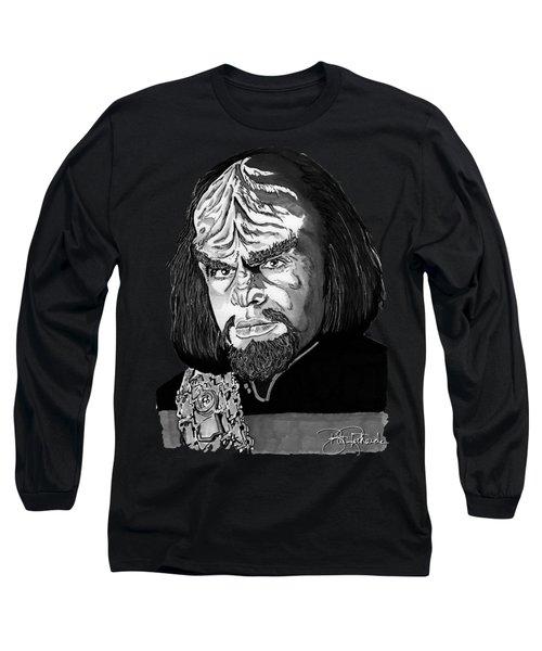 Worf Long Sleeve T-Shirt