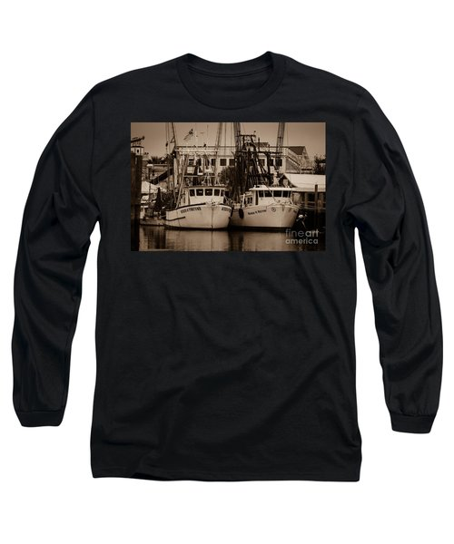 Working From The Creek Long Sleeve T-Shirt