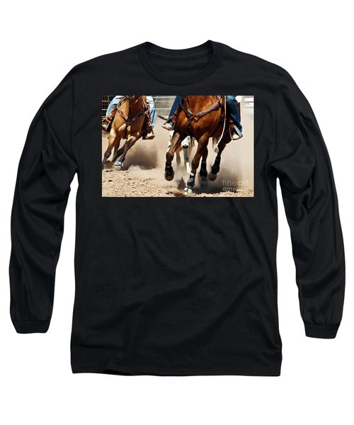 Working Long Sleeve T-Shirt by Kathy McClure