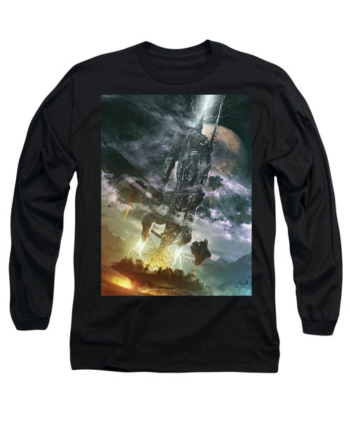 World Thief Long Sleeve T-Shirt