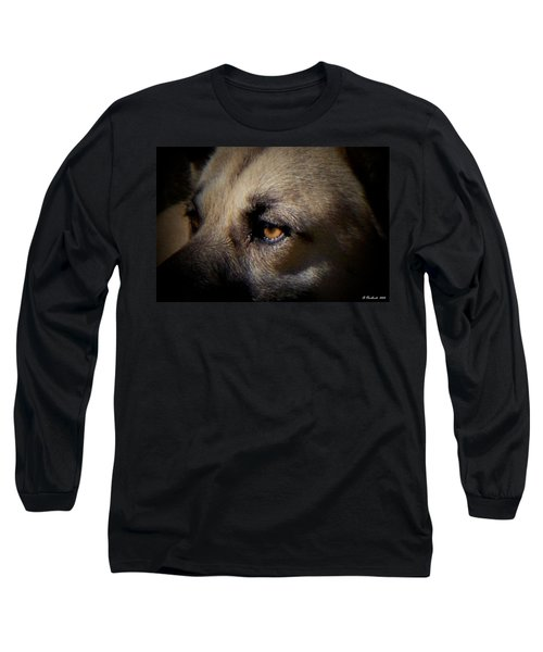 Long Sleeve T-Shirt featuring the photograph Wounded by Betty Northcutt