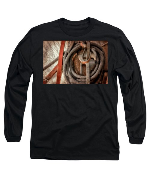 Wrangler Tools Long Sleeve T-Shirt