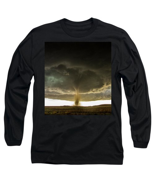 Wray Colorado Tornado 060 Long Sleeve T-Shirt