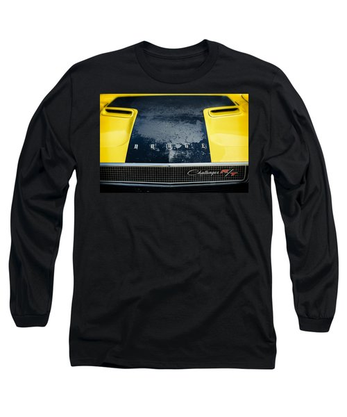 Long Sleeve T-Shirt featuring the photograph Wrinkles Add Character by Caitlyn Grasso