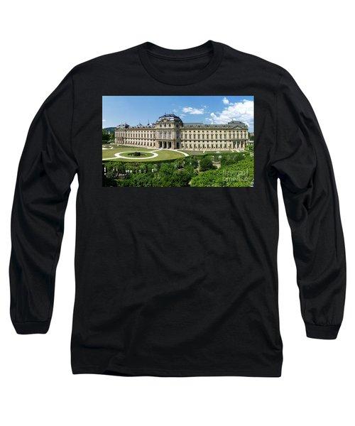 Wuerzburg Residence 1 Long Sleeve T-Shirt