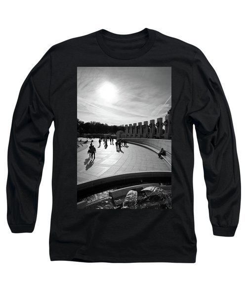 Wwii Memorial Long Sleeve T-Shirt