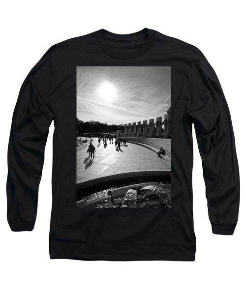 Wwii Memorial Long Sleeve T-Shirt