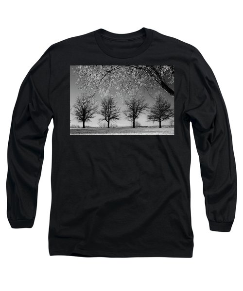 x4 Long Sleeve T-Shirt
