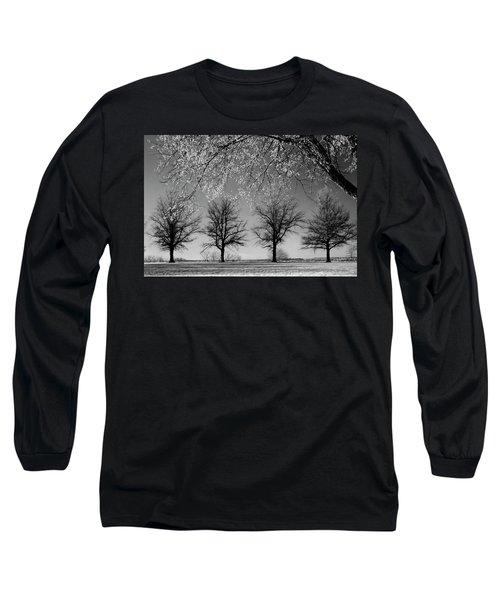 x4 Long Sleeve T-Shirt