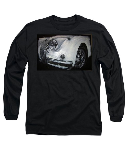 Xk150 Jaguar Long Sleeve T-Shirt