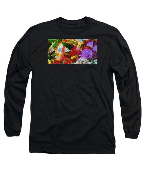Xtreme Floral Three Riot Long Sleeve T-Shirt