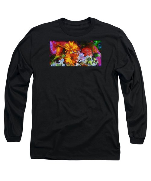 Xtreme Floral Two Long Sleeve T-Shirt