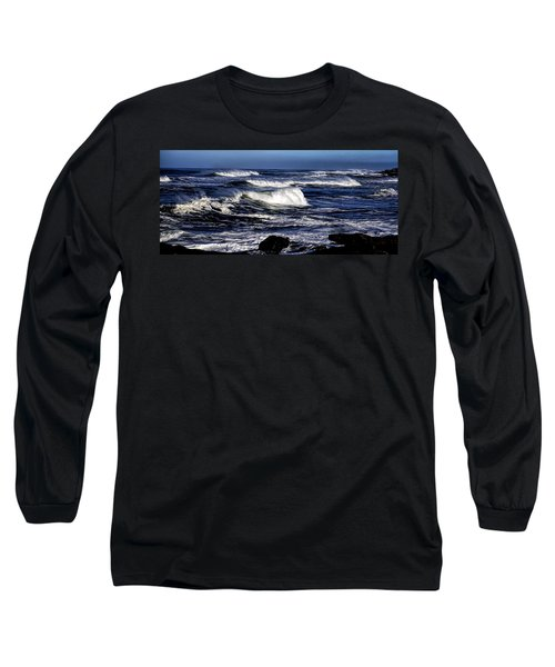 Yachats Bay Long Sleeve T-Shirt