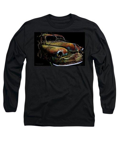 Ye Ol Vanguard Long Sleeve T-Shirt