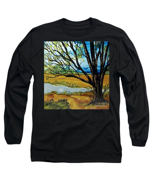 Ye Olde Oak Long Sleeve T-Shirt