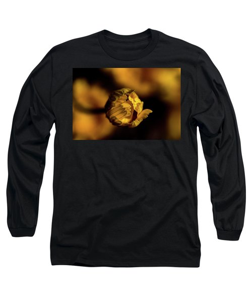 Yelllow Long Sleeve T-Shirt