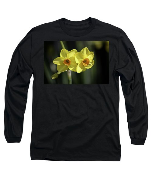 Yellow Daffodils 2 Long Sleeve T-Shirt