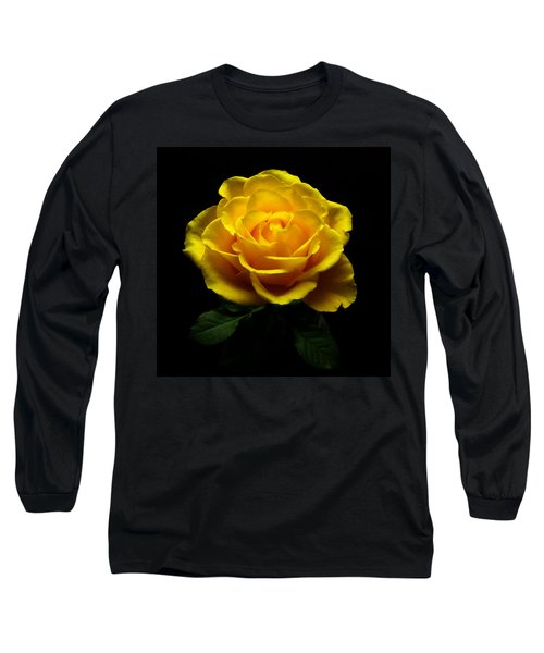 Yellow Rose 4 Long Sleeve T-Shirt