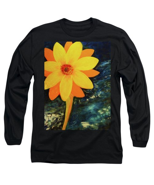 Yellow Treat Long Sleeve T-Shirt