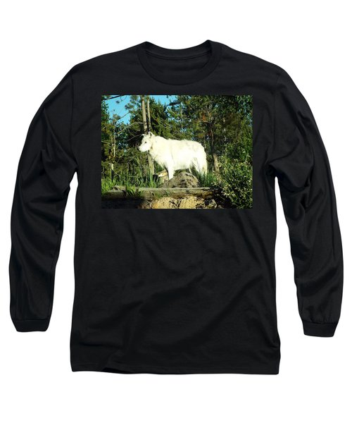 Yellowstone Wolf Pack Member Long Sleeve T-Shirt