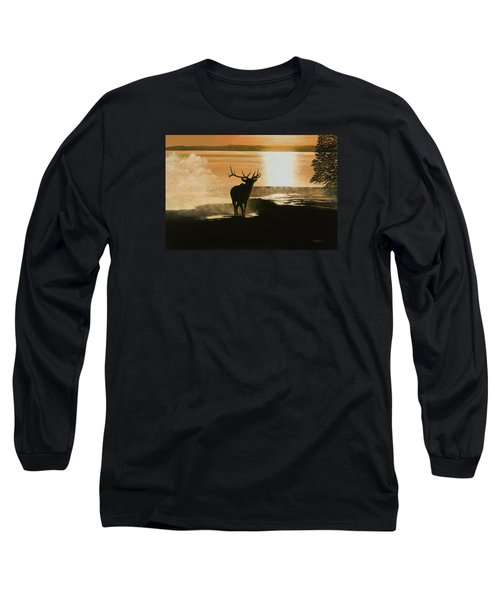 Yellowstone's Monarch Long Sleeve T-Shirt