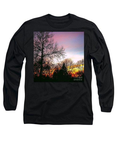 Yesterday's Sky Long Sleeve T-Shirt