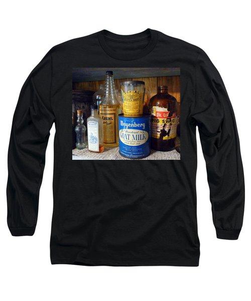 Yesteryear's Goods Long Sleeve T-Shirt