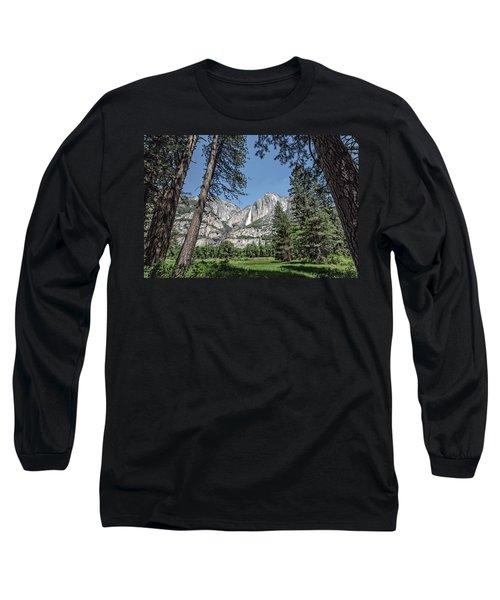 Yosemite View 13 Long Sleeve T-Shirt
