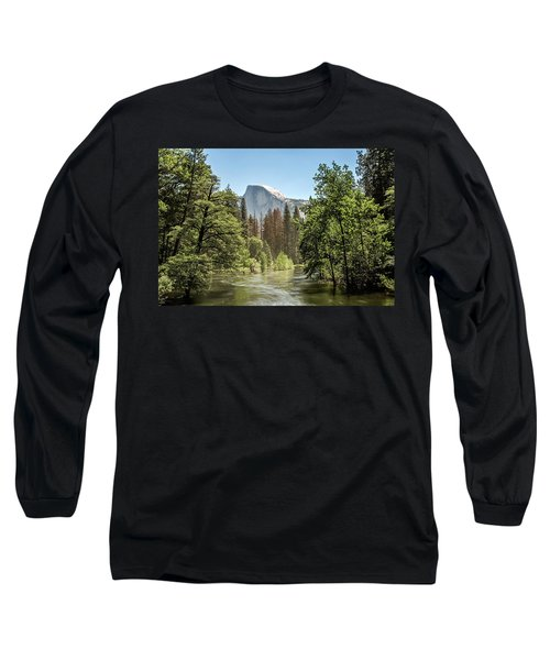 One Valley View Long Sleeve T-Shirt by Ryan Weddle