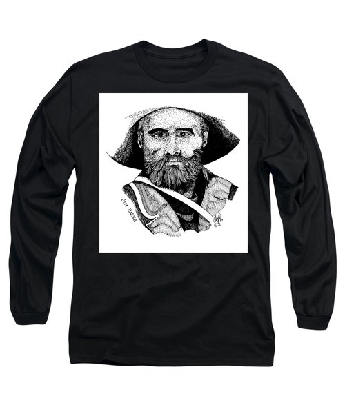 Young Jim Baker Long Sleeve T-Shirt