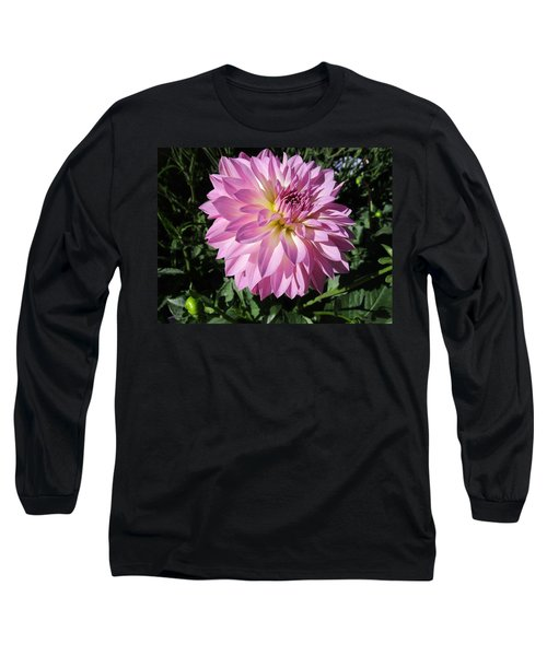 Young Lady Long Sleeve T-Shirt